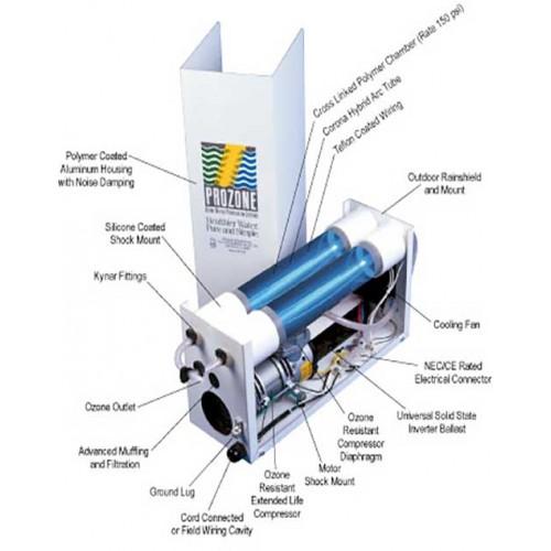 دستگاه ازن ژنراتور سری PZII-2